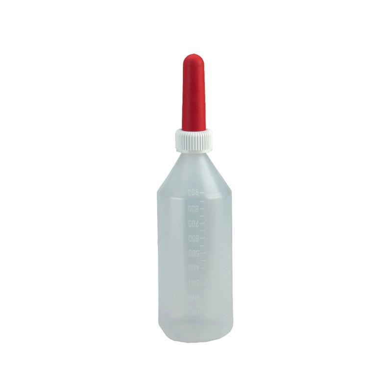 Butelka do karmienia cieląt 1 litr z podziałką